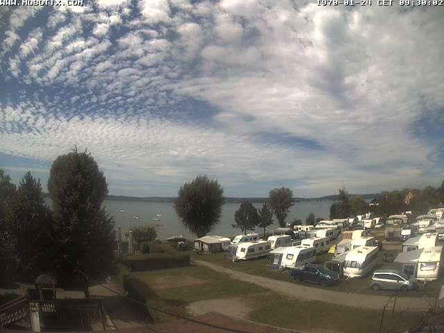 Unteruhldingen webcam - Campingplatz Birnau Maurach webcam, Baden-Wuerttemberg, Bodenseekreis